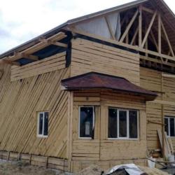 Строительство дома на материнский капитал в Зеленодольске — отзыв о займе Сергея Винокурова
