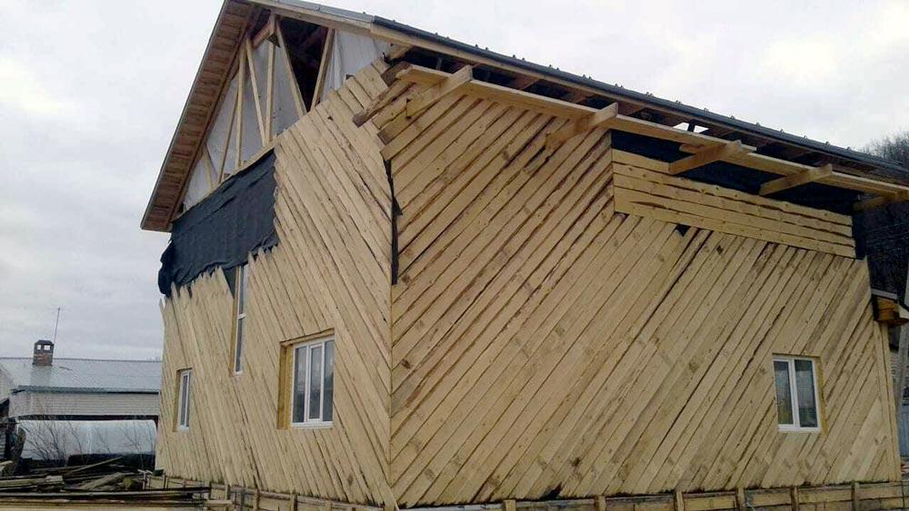 Строительство дома — материнский капитал в Зеленодольске